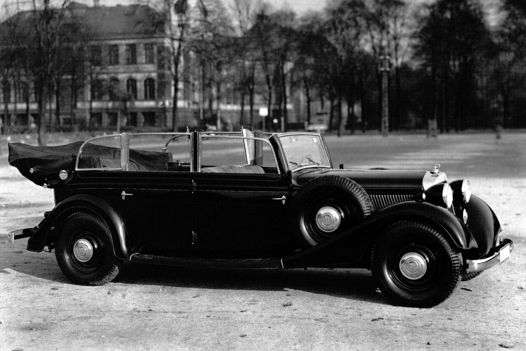 Horch 830bl photo - 10