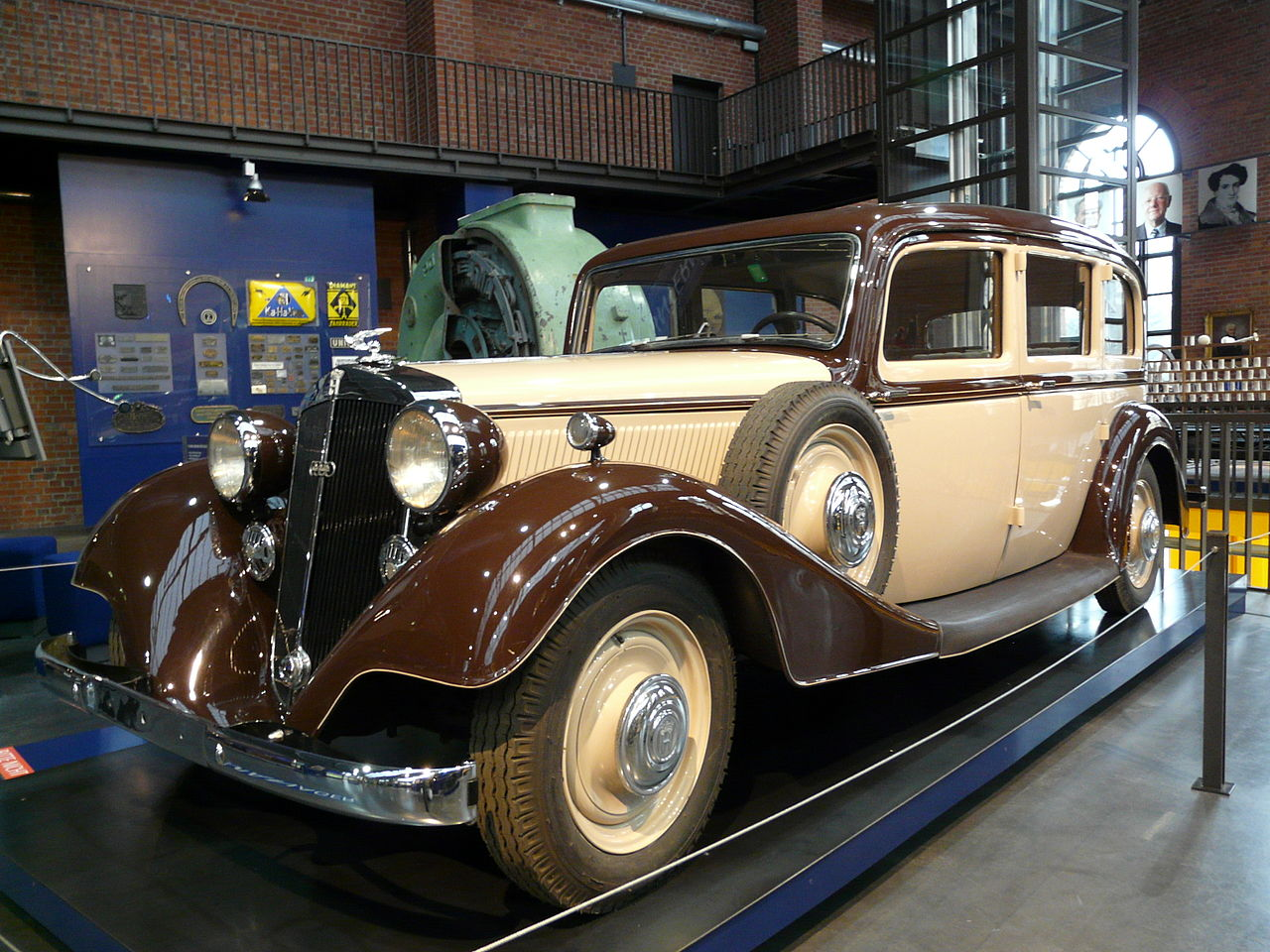 Horch 830bl photo - 3