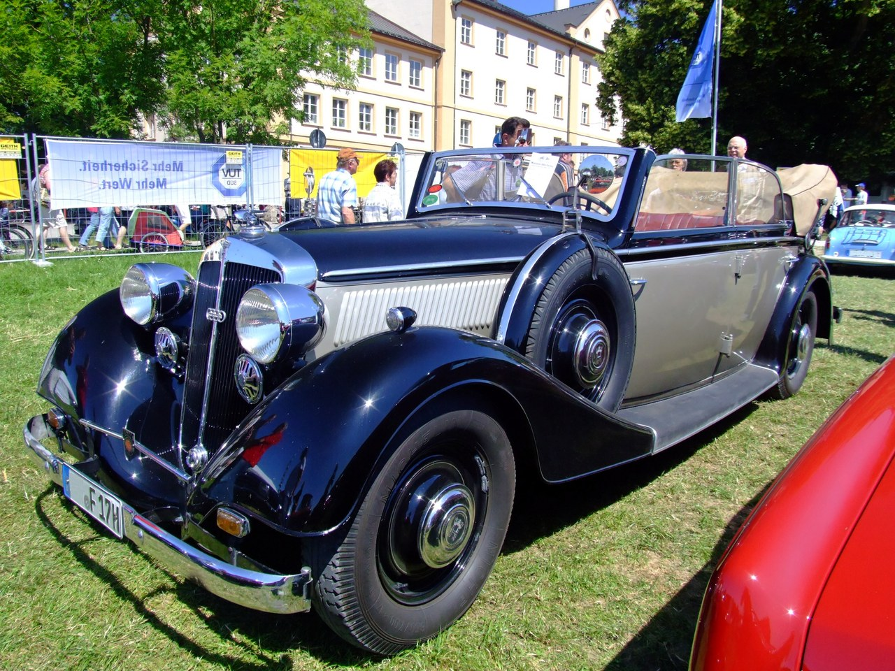 Horch 830bl photo - 4