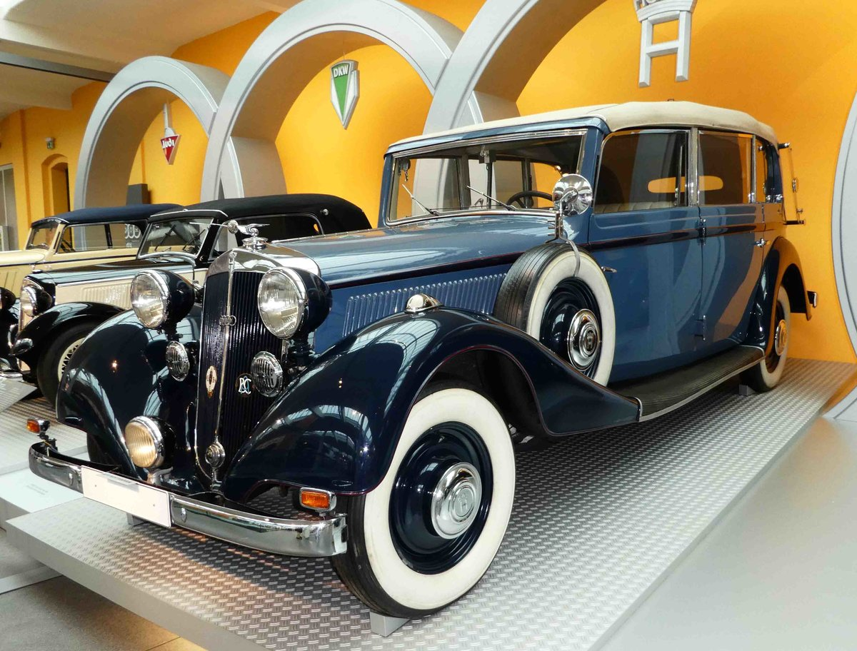 Horch 830bl photo - 6