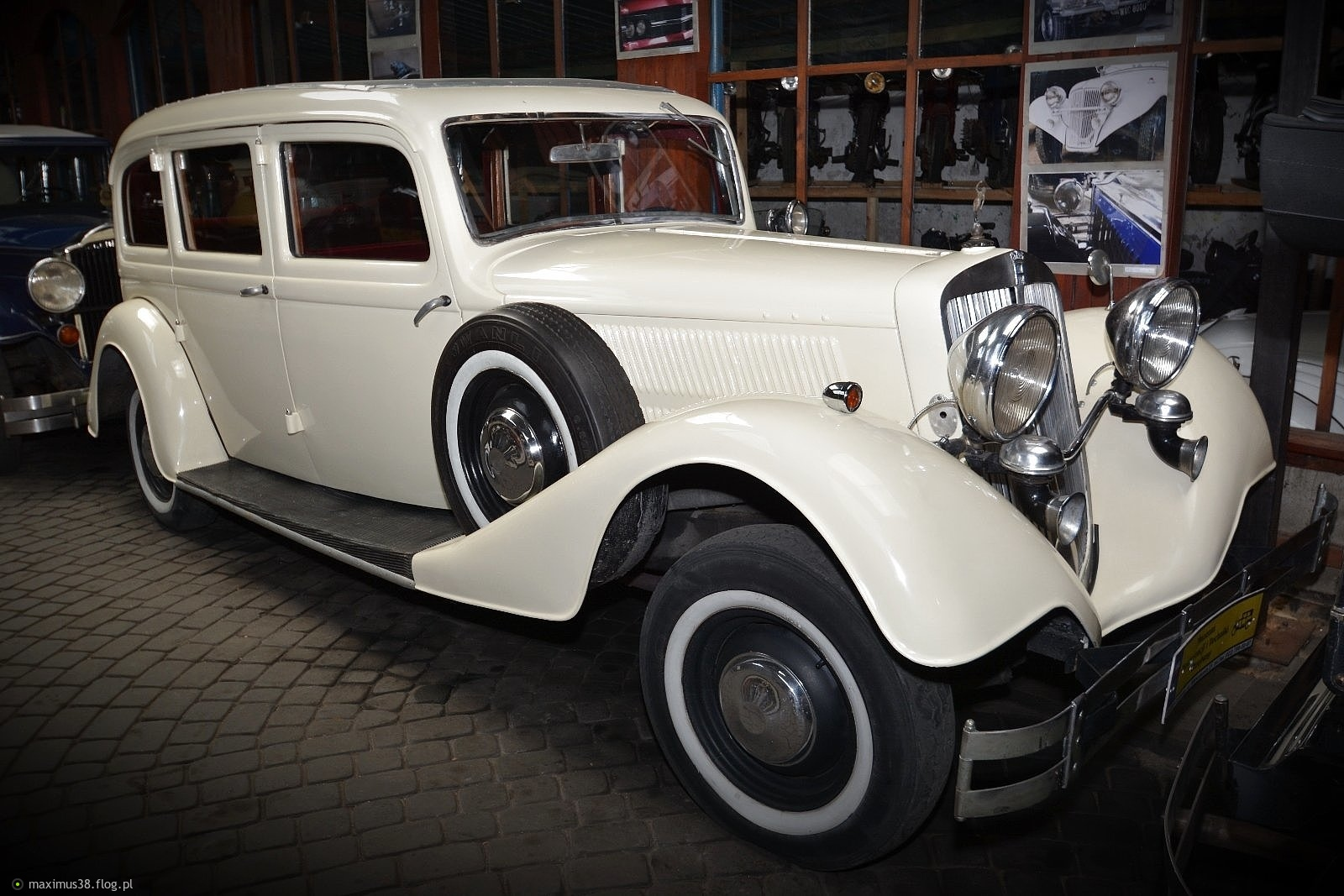 Horch 830bl photo - 7