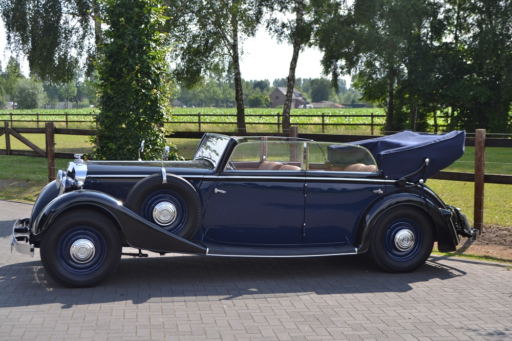 Horch 830bl photo - 8