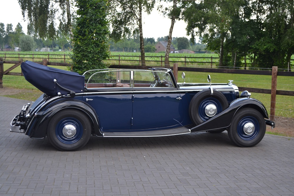 Horch 830bl photo - 9