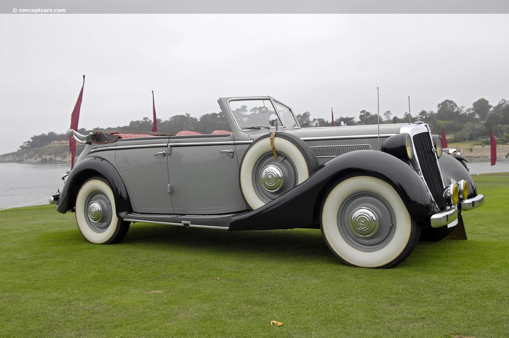 Horch 930v photo - 1
