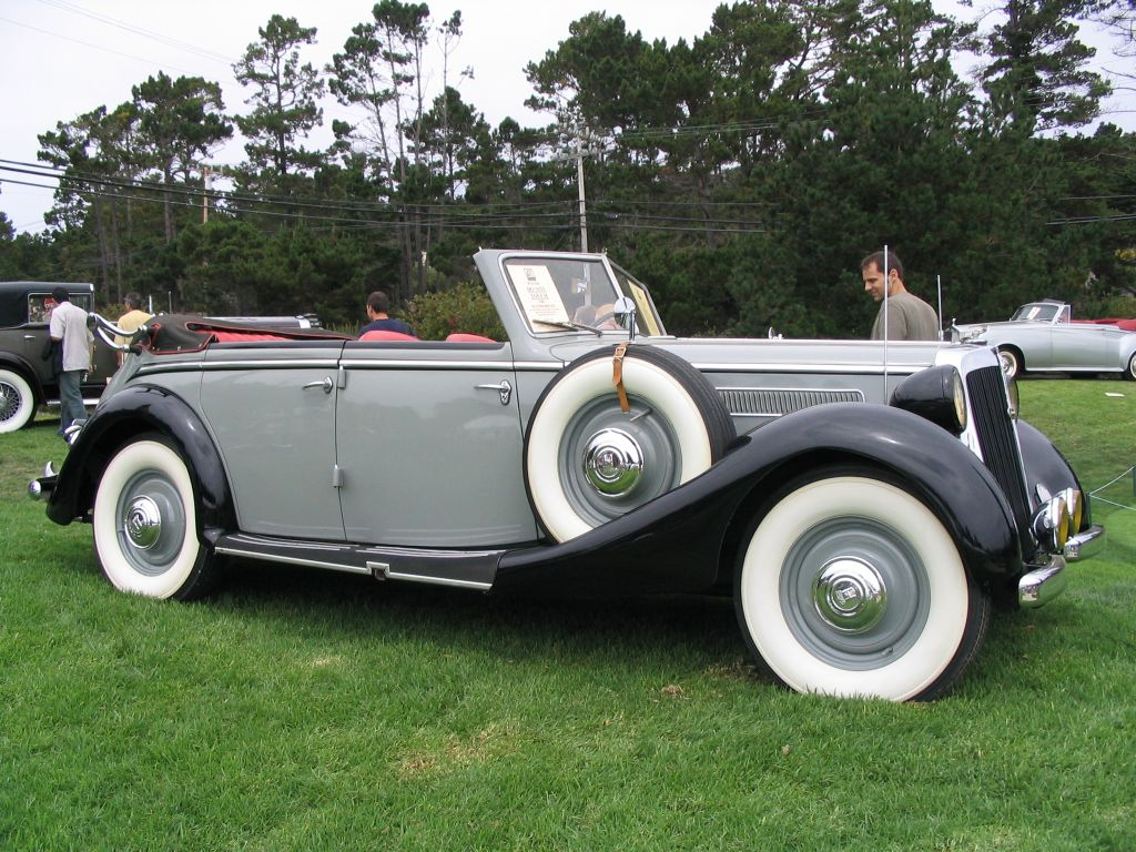 Horch 930v photo - 2