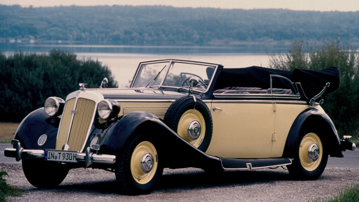 Horch 930v photo - 4