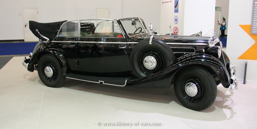 Horch 930v photo - 5