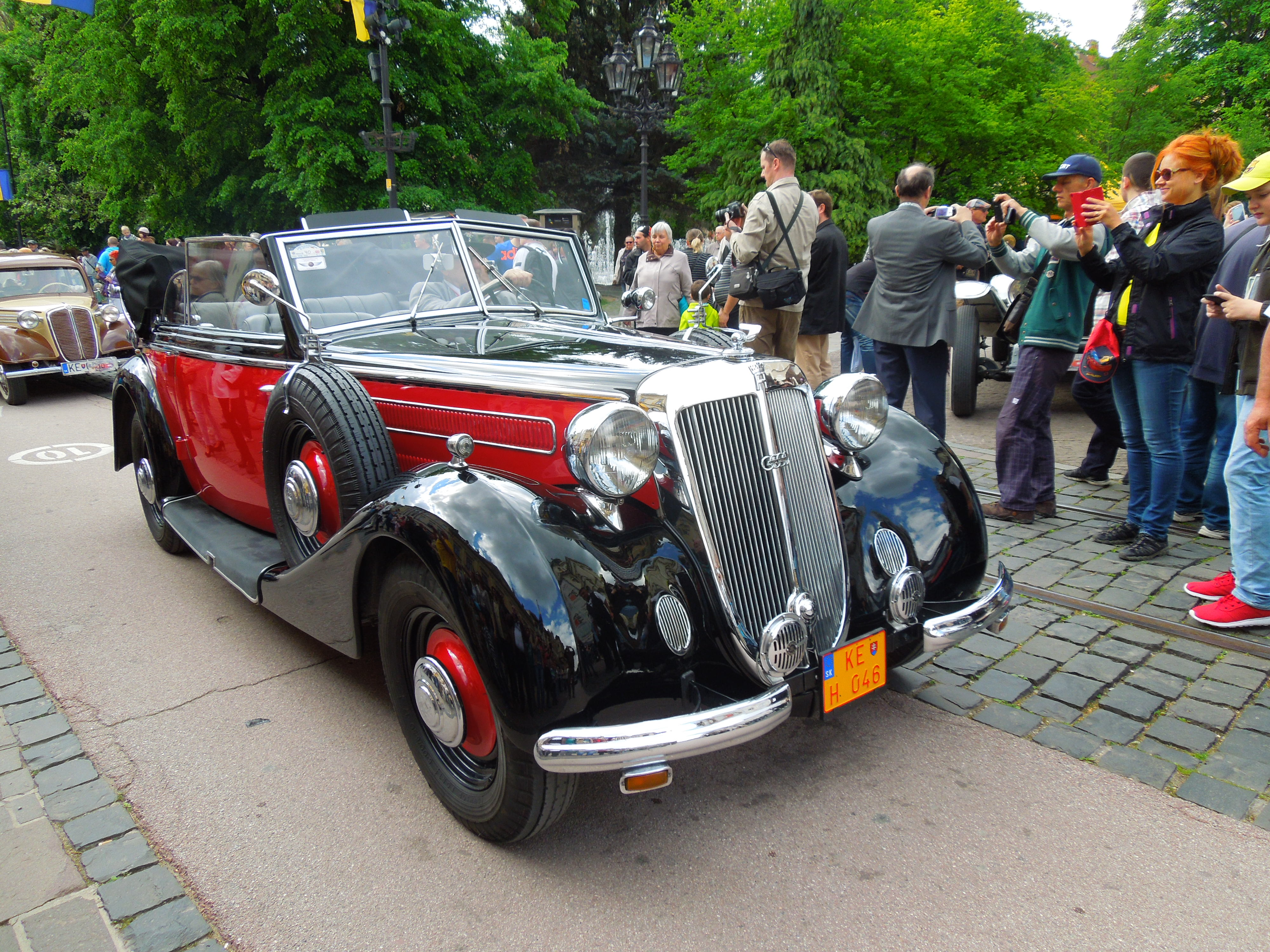 Horch 930v photo - 6