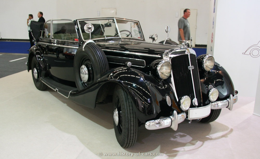 Horch 930v photo - 7