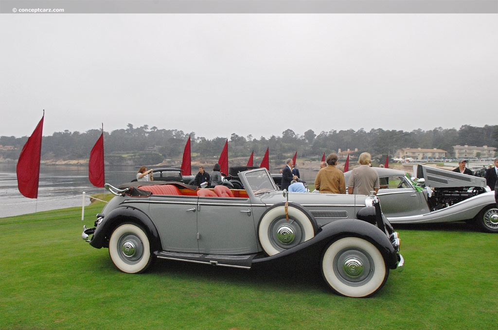 Horch 930v photo - 8