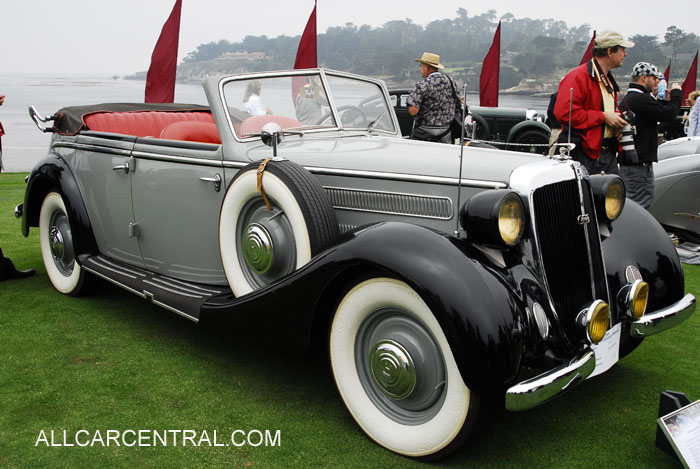 Horch 930v photo - 9