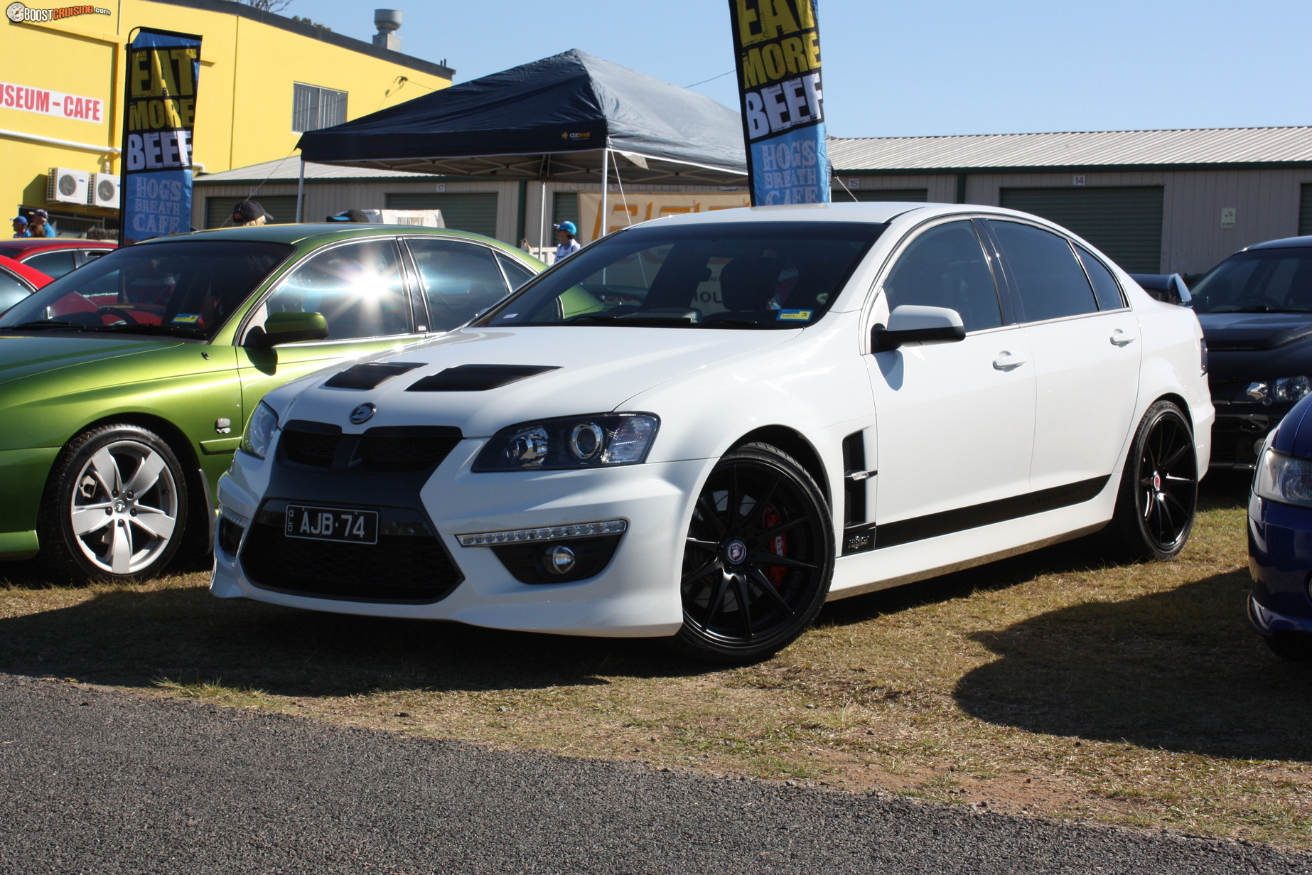 Hsv clubsport photo - 5