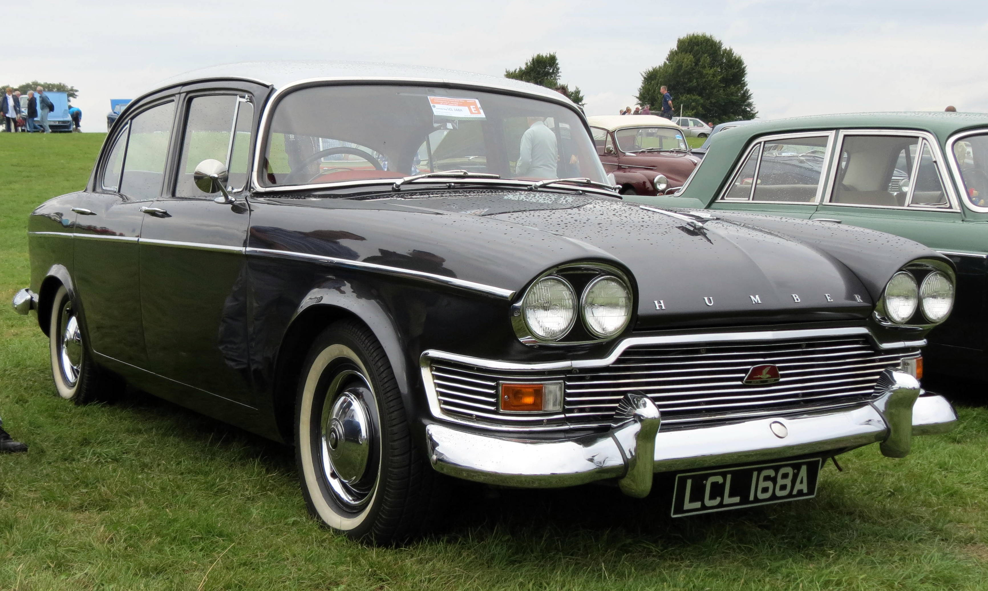 Humber super photo - 1