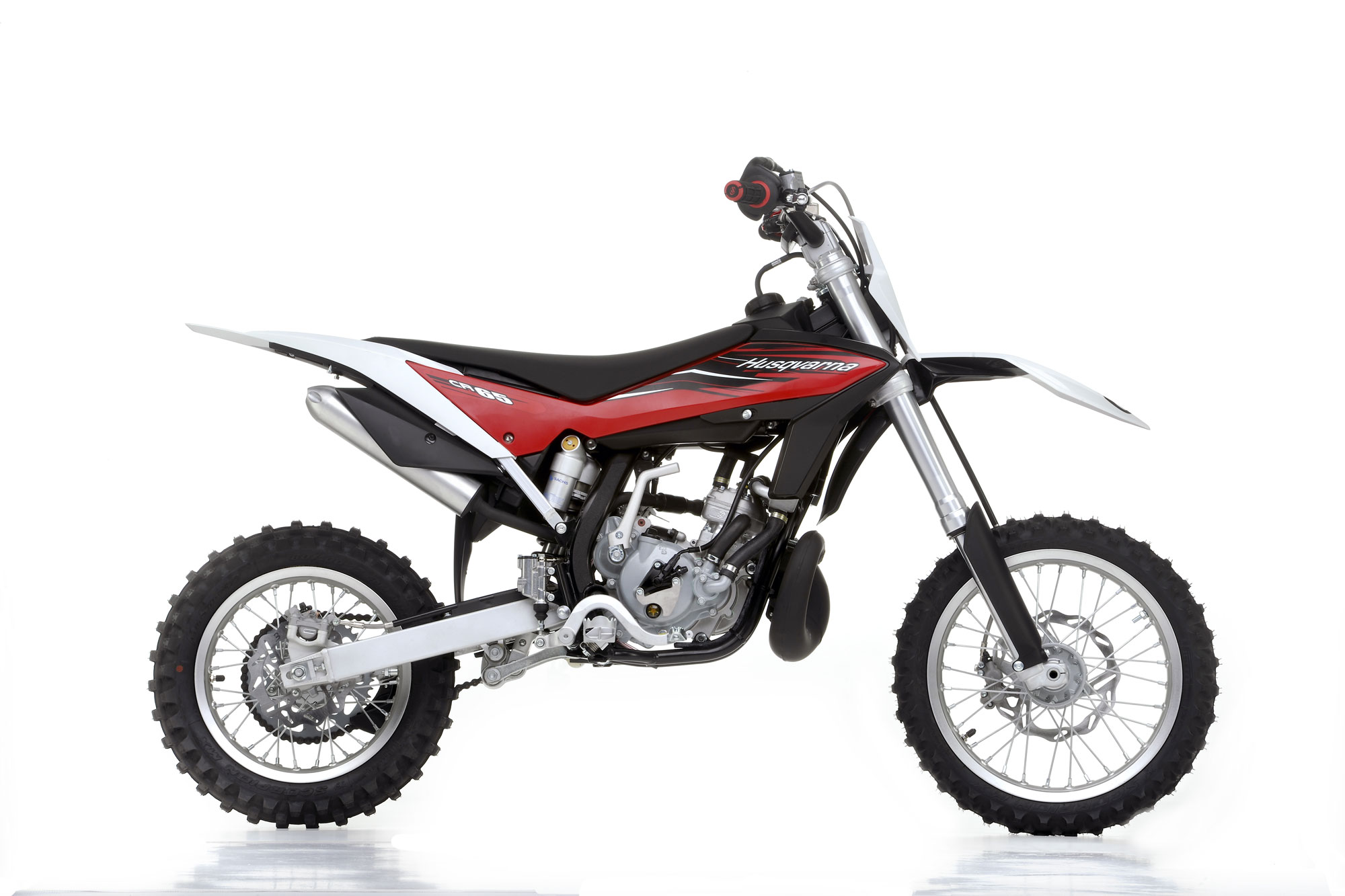 Husqvarna cr photo - 2