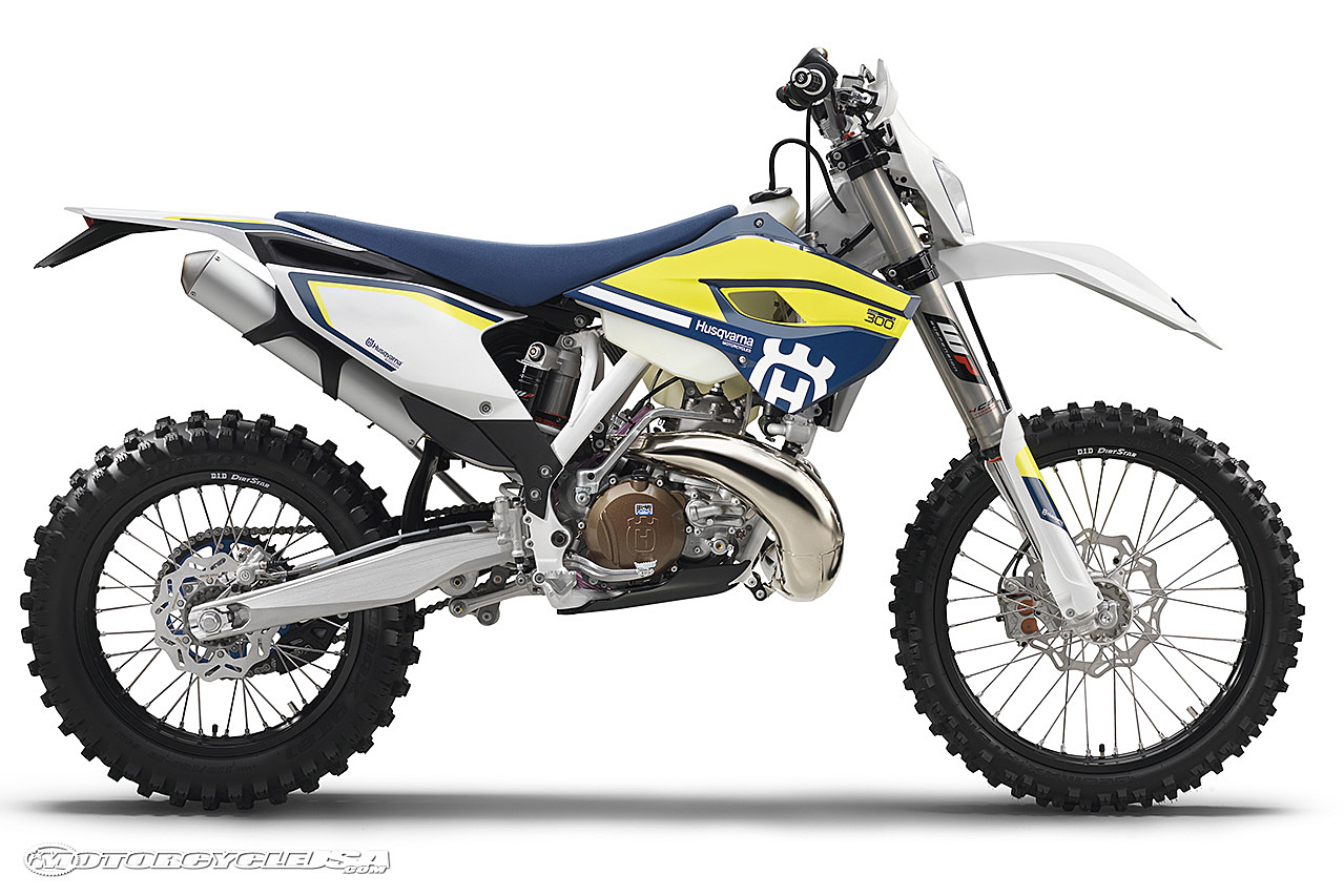 Husqvarna te photo - 1