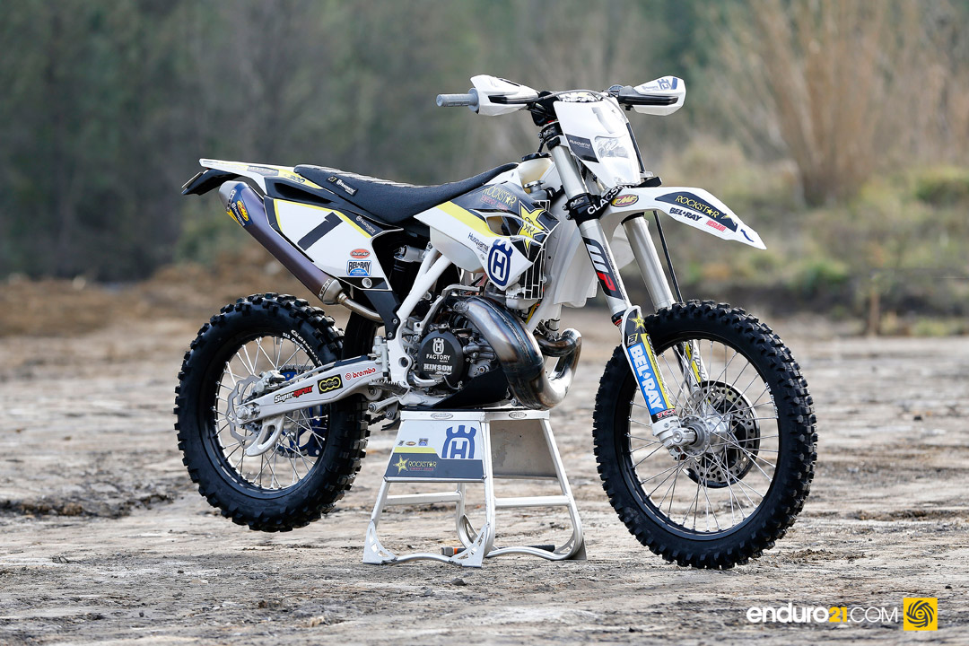Husqvarna te photo - 2