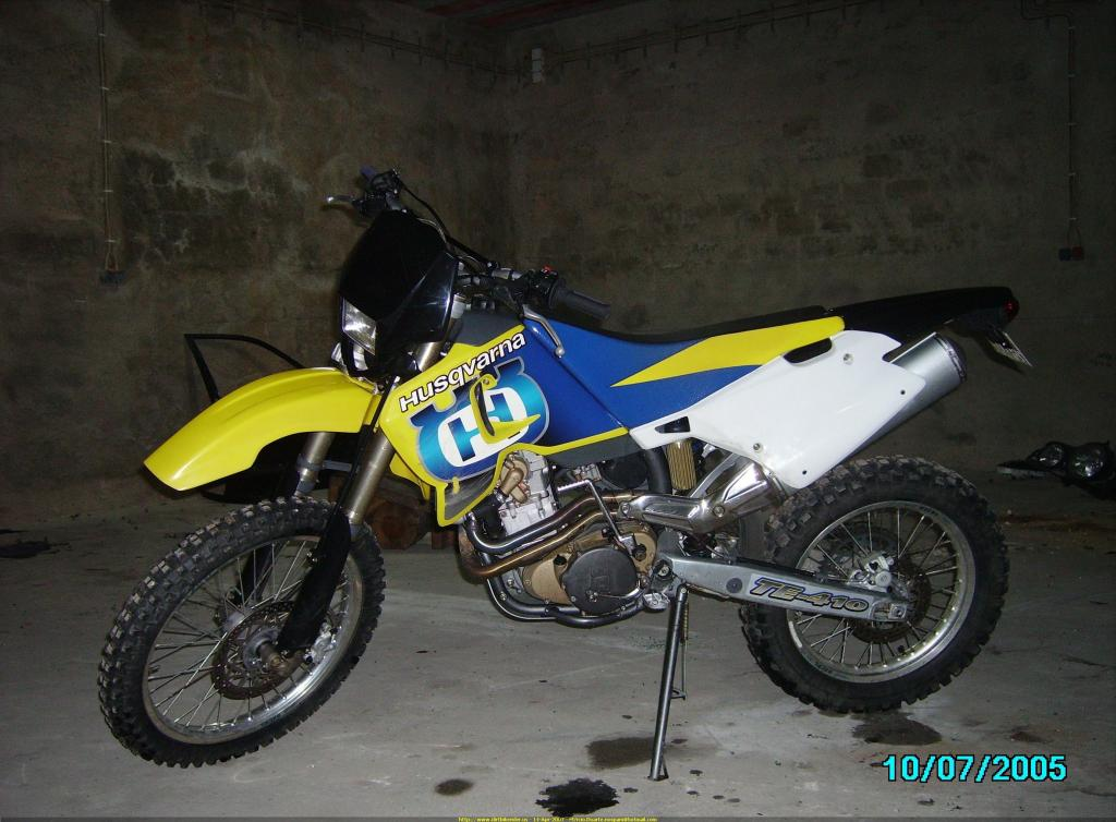 Husqvarna te photo - 9