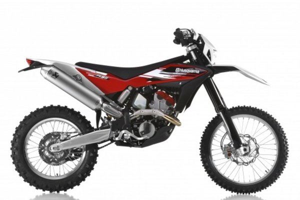 Husqvarna te511 photo - 10