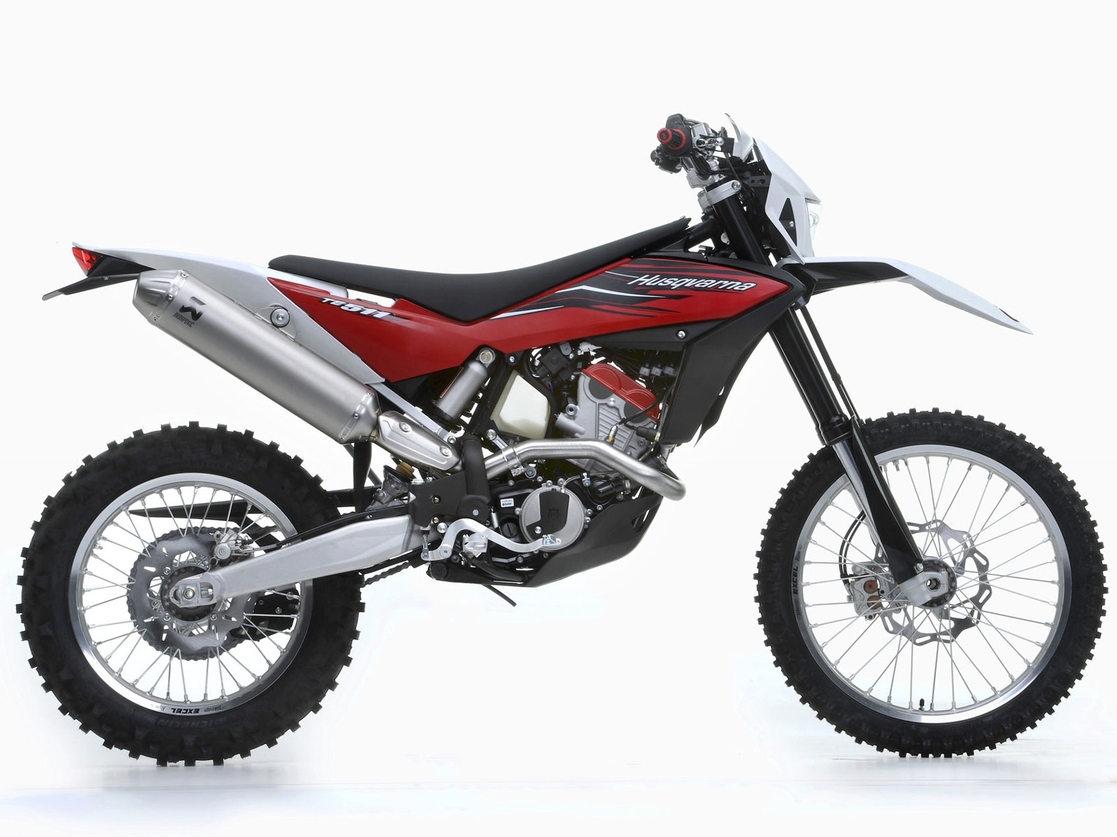 Husqvarna te511 photo - 5