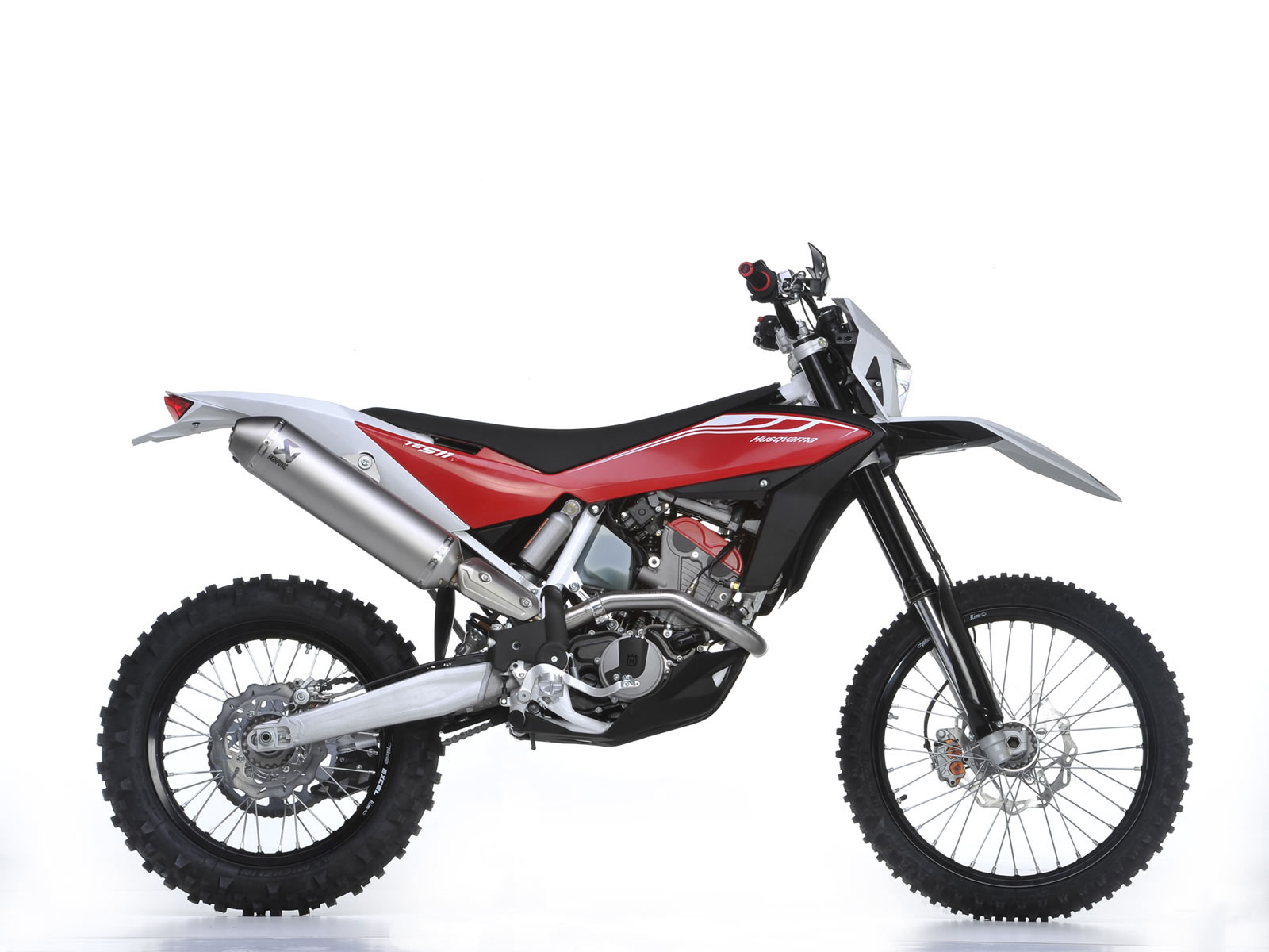 Husqvarna te511 photo - 7