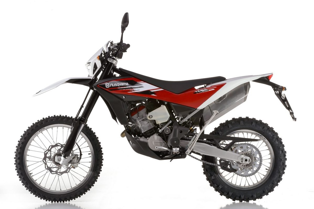Husqvarna te511 photo - 9