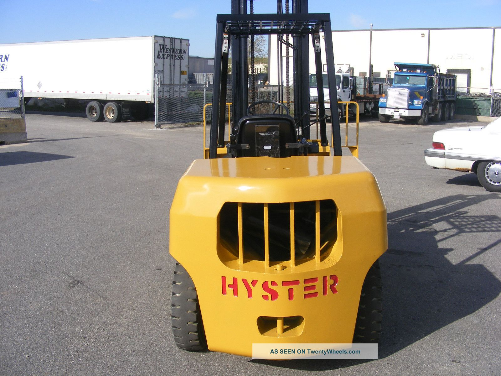 Hyster 90 photo - 10