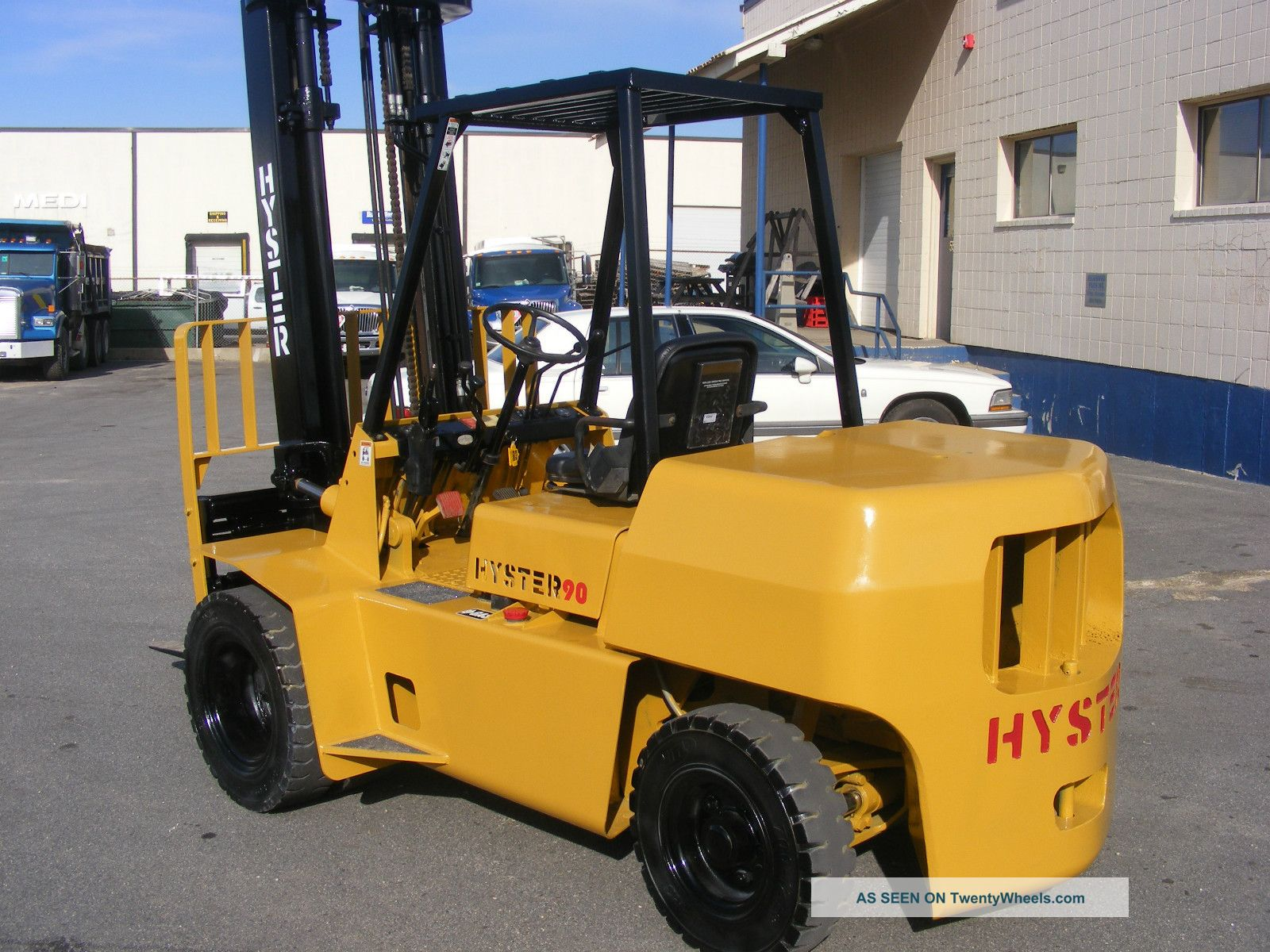 Hyster 90 photo - 3