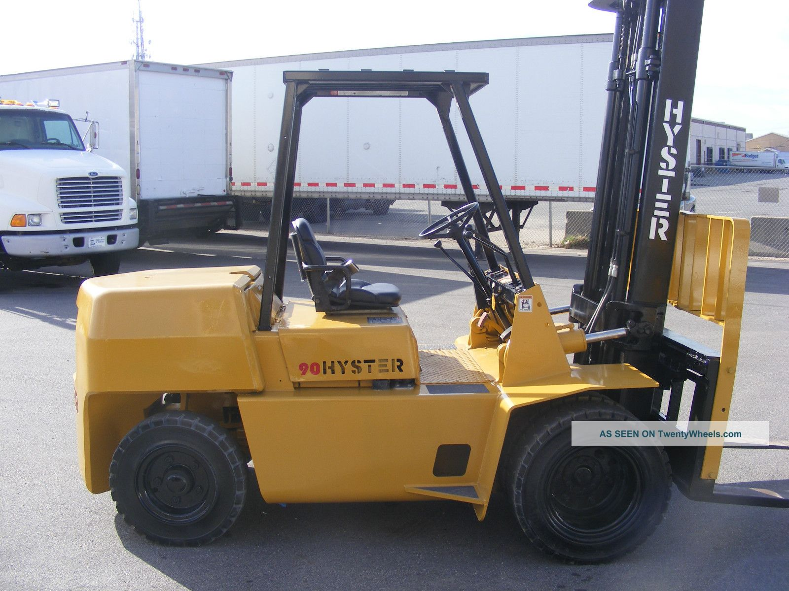 Hyster 90 photo - 5