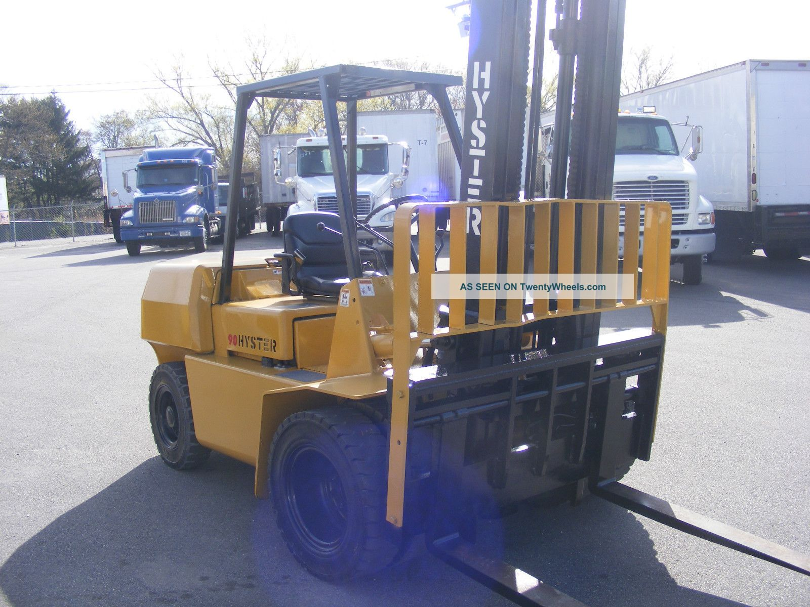 Hyster 90 photo - 6