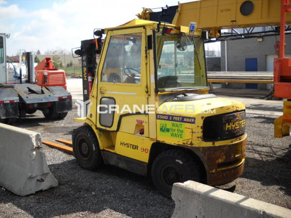 Hyster 90 photo - 7