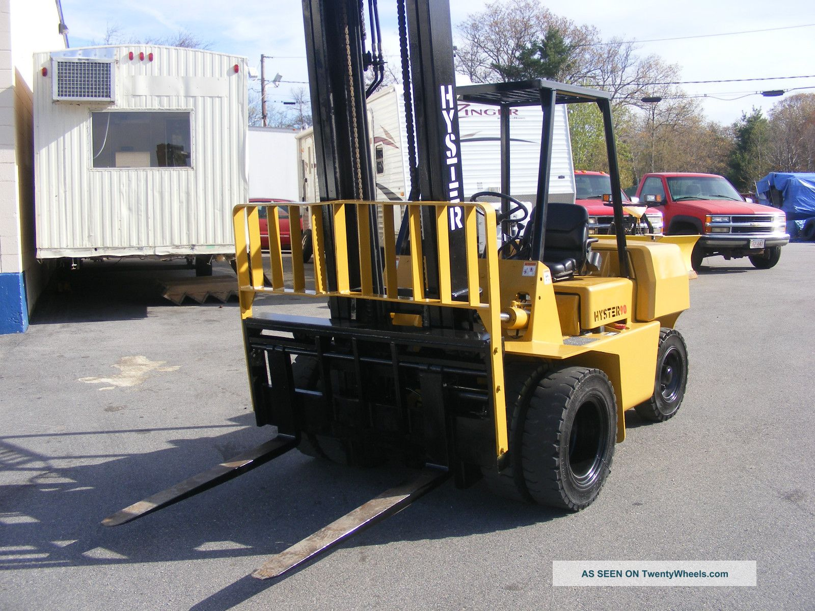Hyster 90 photo - 8