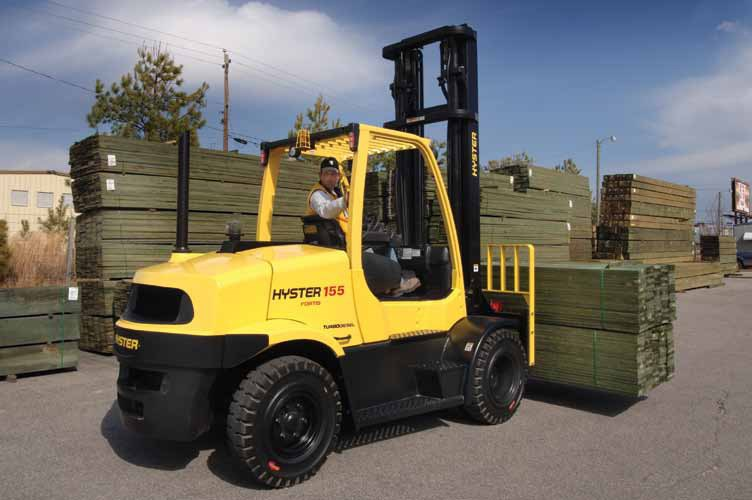 Hyster fortis photo - 4