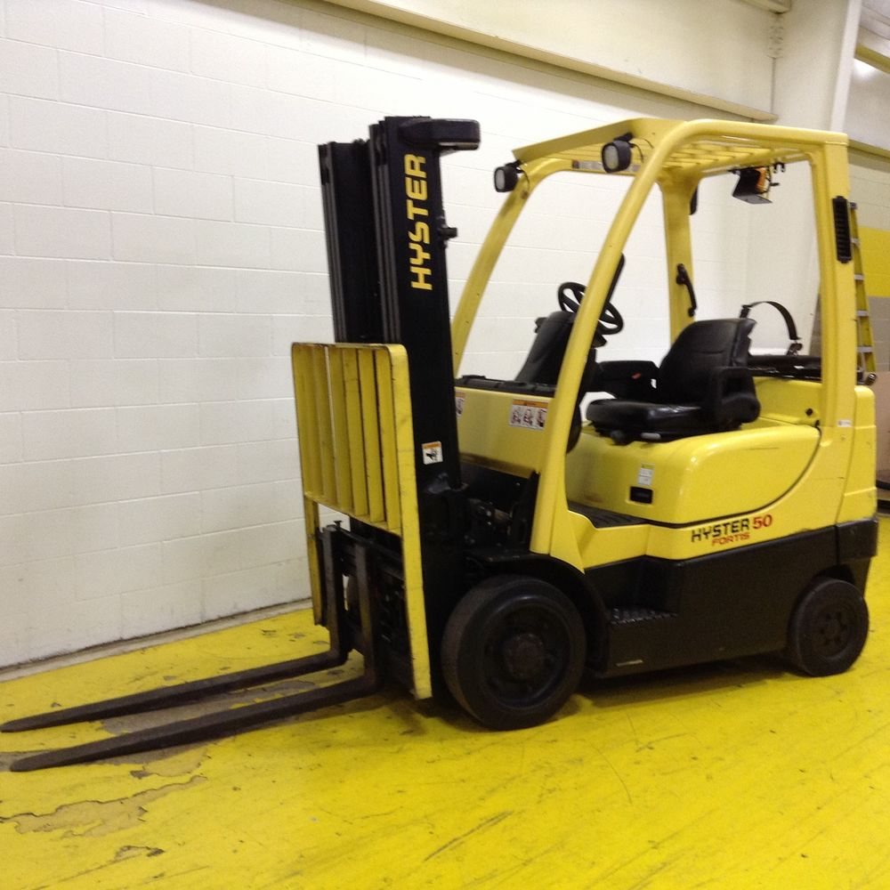 Hyster fortis photo - 5