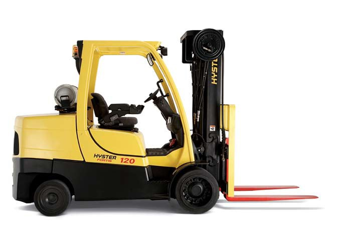 Hyster fortis photo - 6