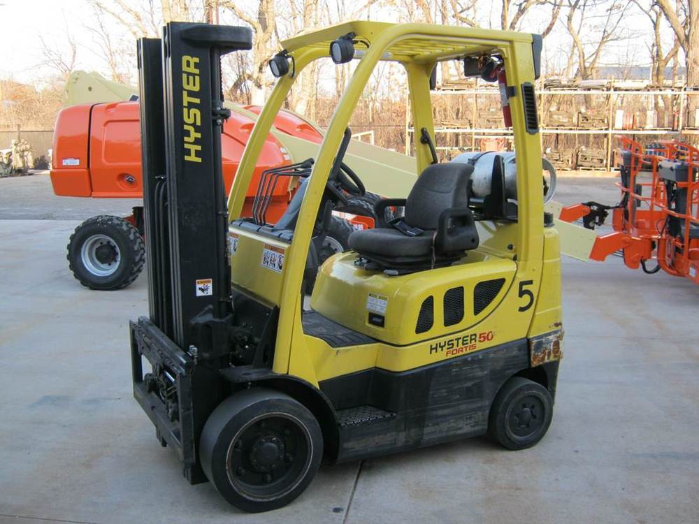 Hyster fortis photo - 7