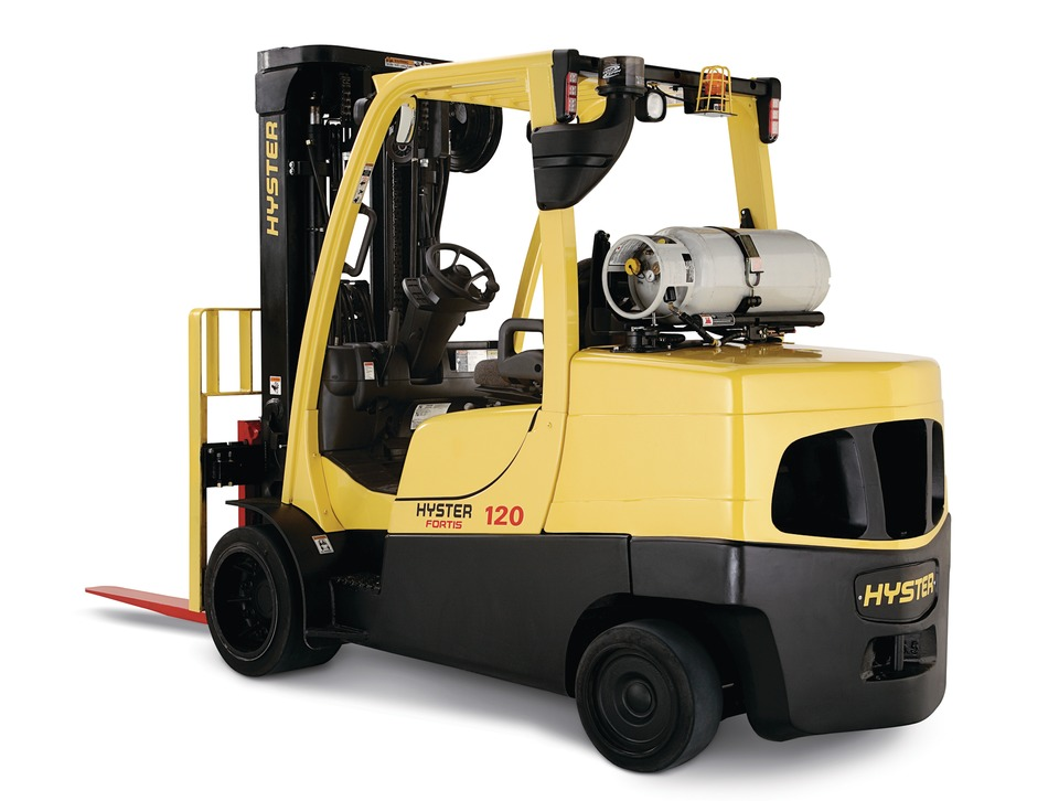 Hyster fortis photo - 8