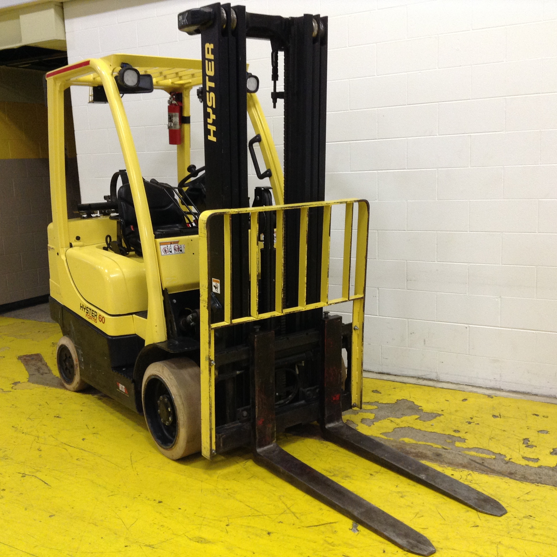 Hyster fortis photo - 9