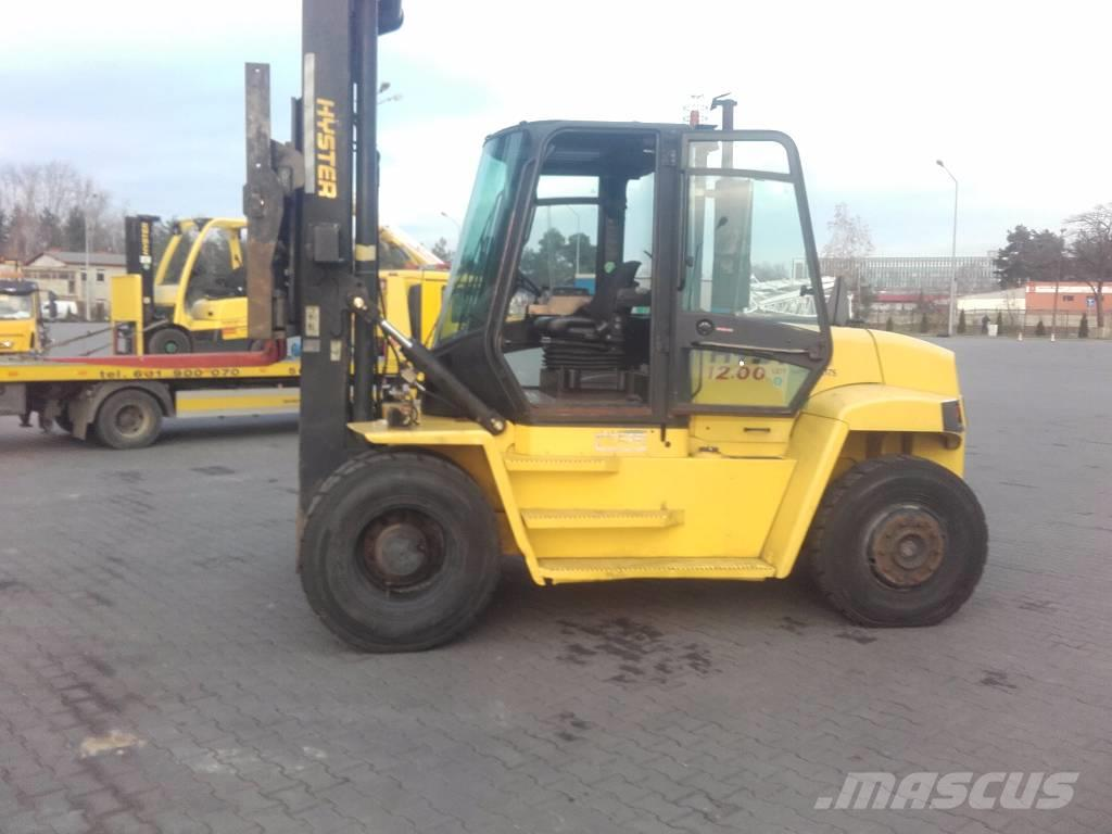 Hyster h photo - 3