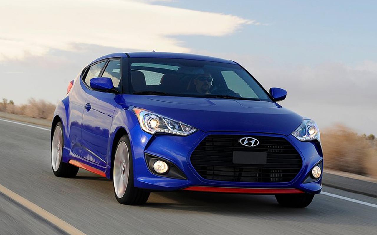 Hyundai blue photo - 9