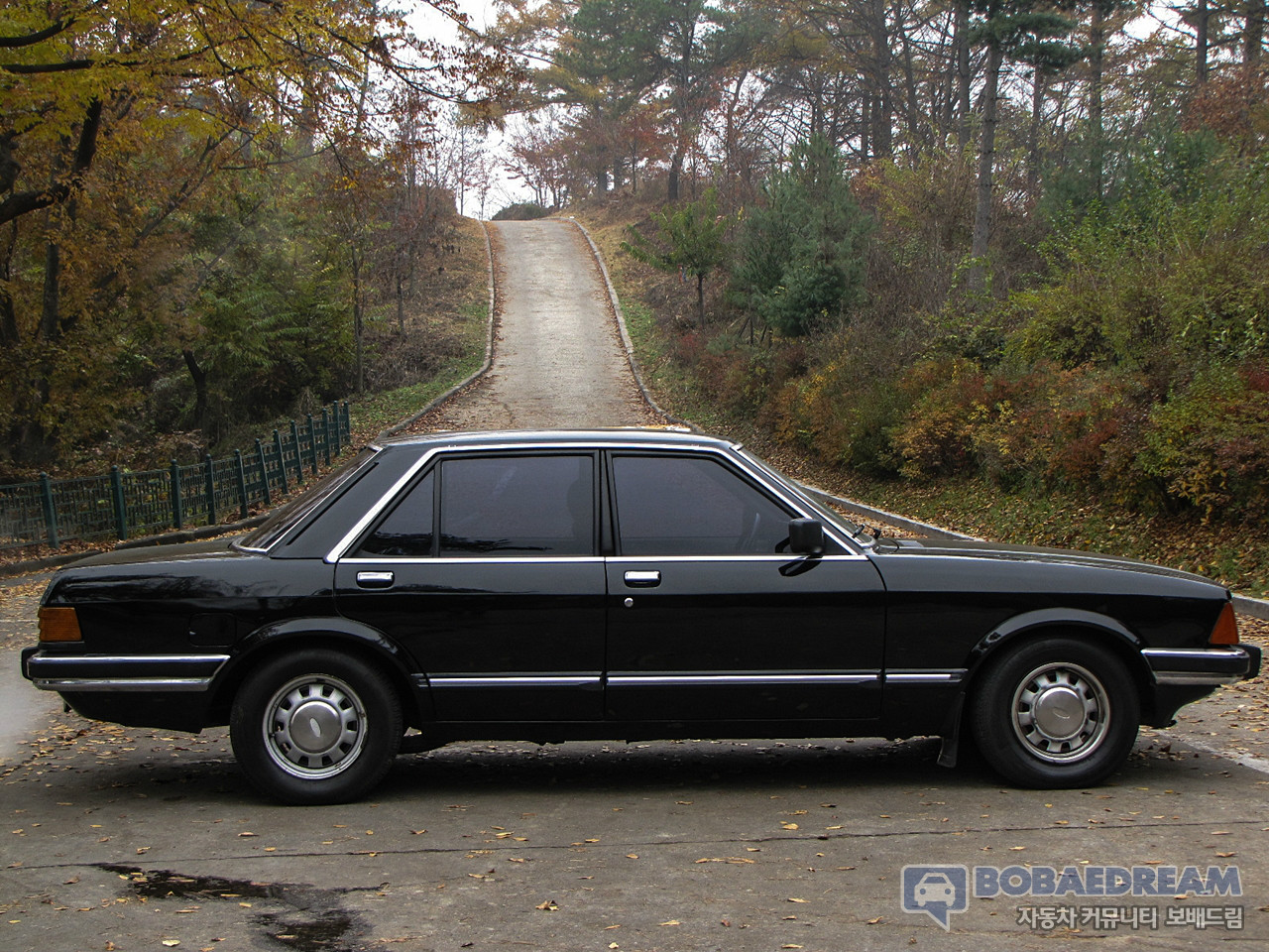 Hyundai granada photo - 1