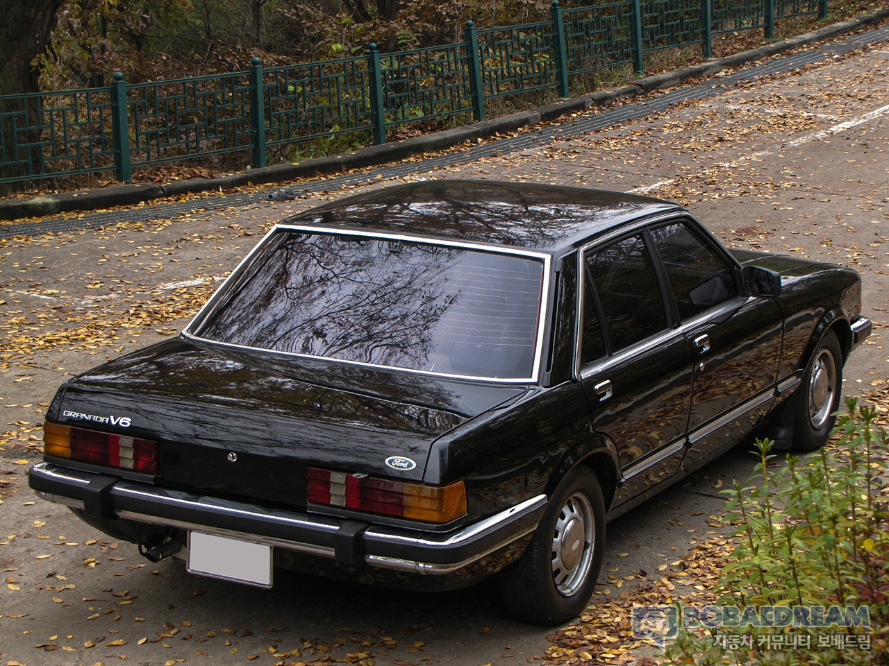 Hyundai granada photo - 7