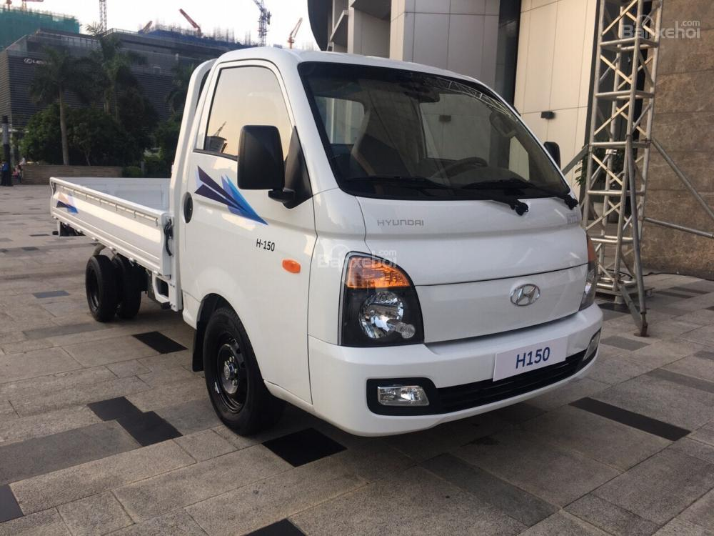 Hyundai h150 photo - 10