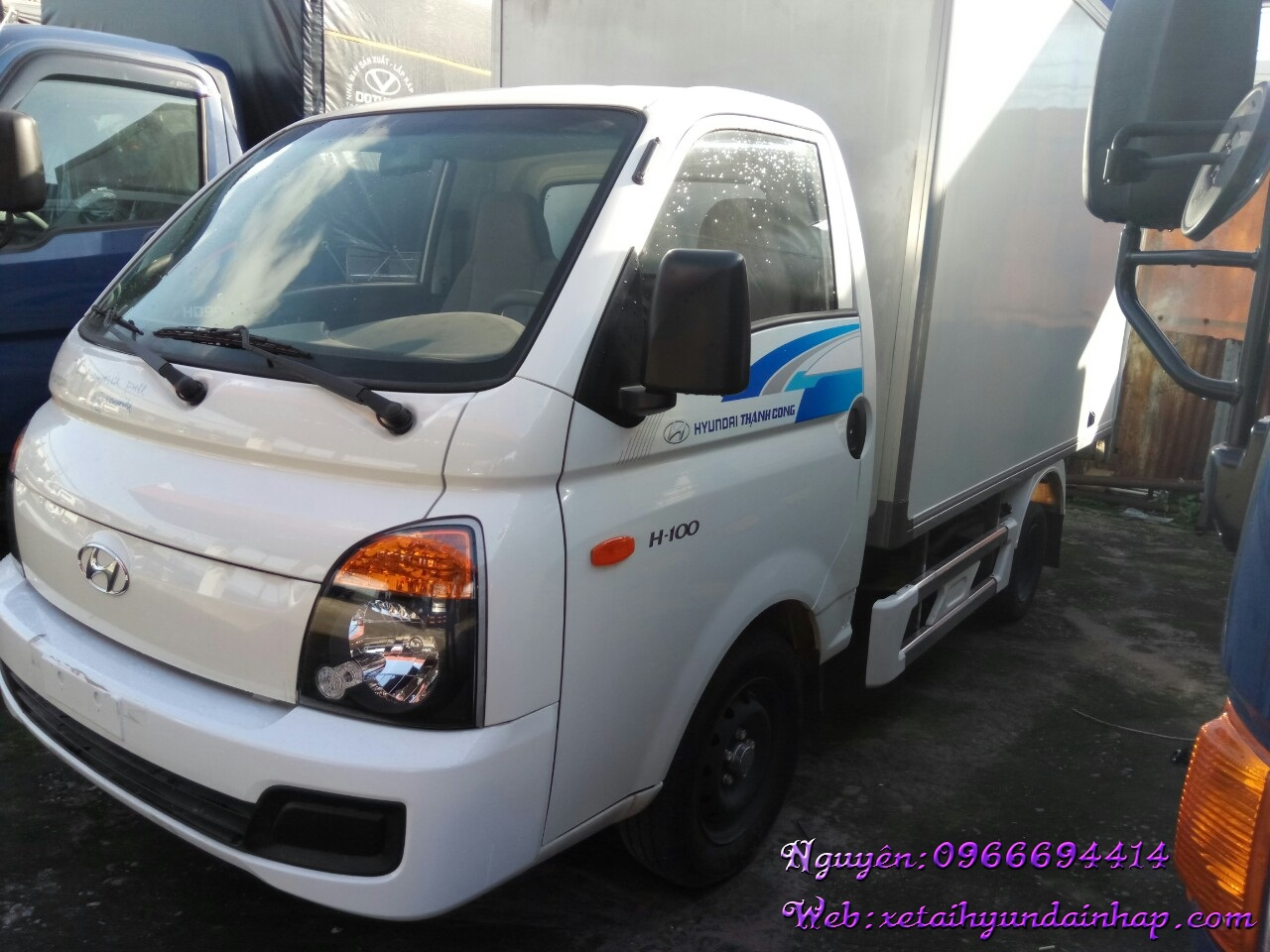 Hyundai h150 photo - 3