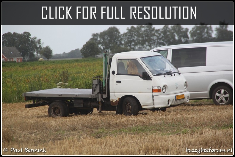 Hyundai h150 photo - 7