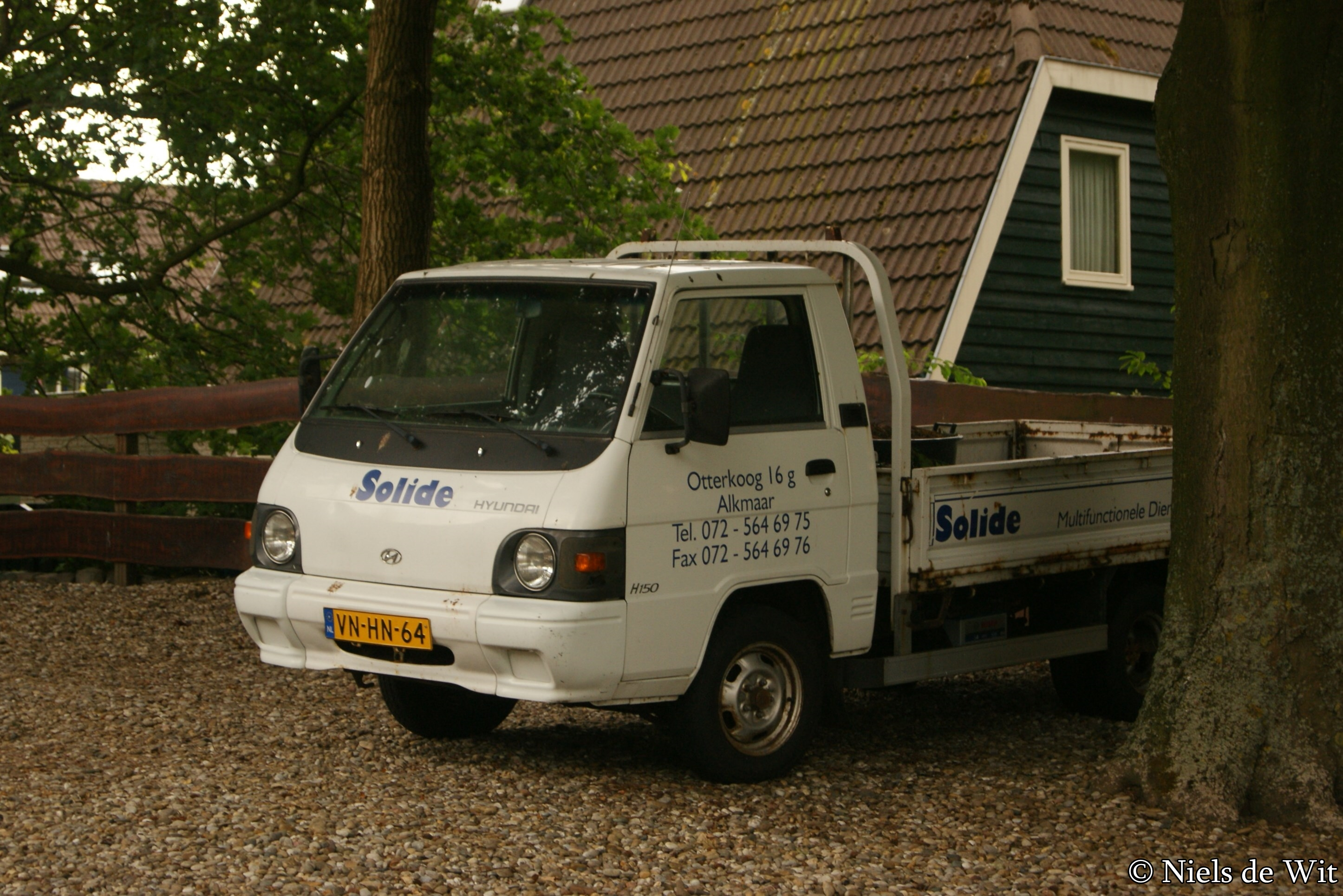 Hyundai h150 photo - 8