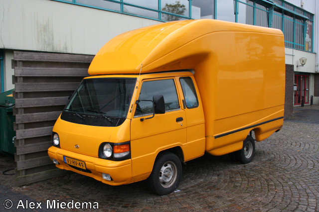 Hyundai h150 photo - 9