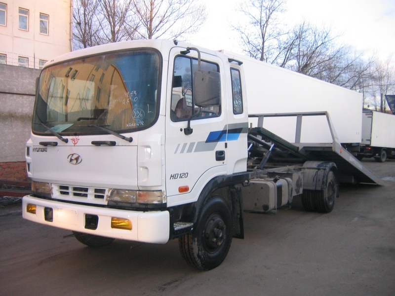 Hyundai hd-120 photo - 2