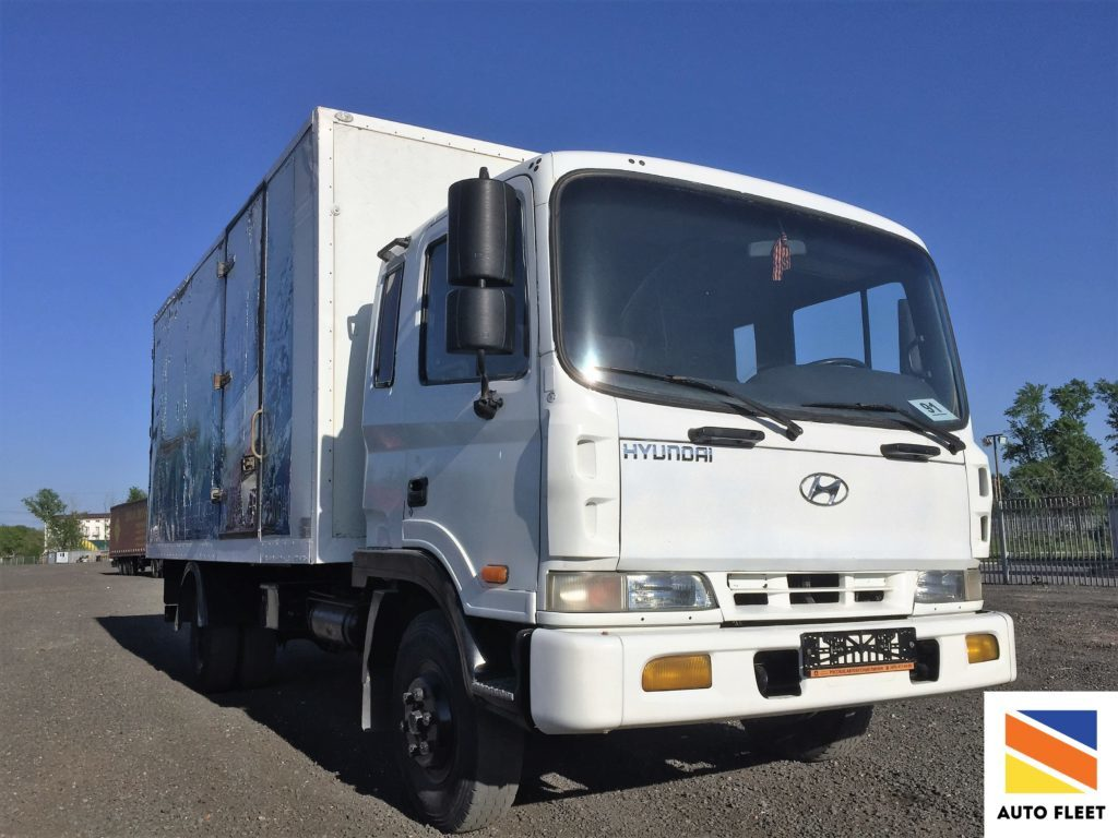 Hyundai hd-120 photo - 5