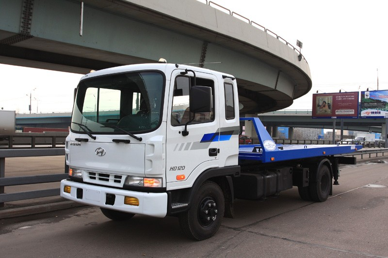 Hyundai hd-120 photo - 7
