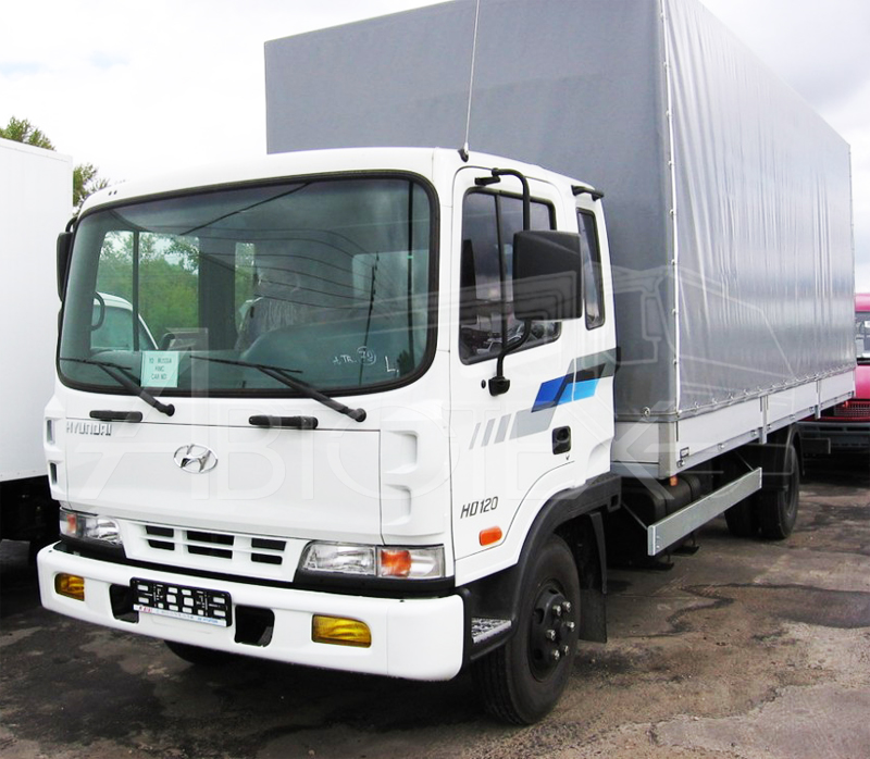 Hyundai hd-120 photo - 8